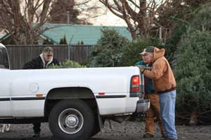 2012-2013 Tree Recycling Program a HUGE Success