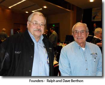 Ralph and Dave Berton - Founders of Camp Prime Time