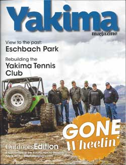 Yakima Magazine features Camp Prime Time